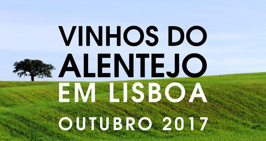 Vinhos do Alentejo em Lisboa